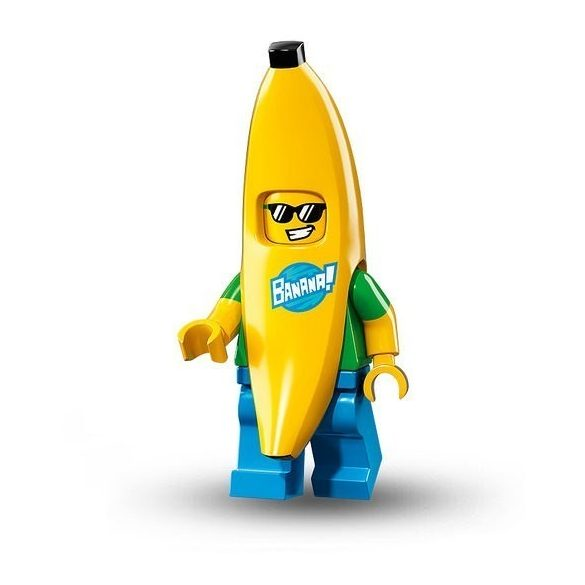 Lego col16-15 Minifigures Series 16 Banana Suit Guy