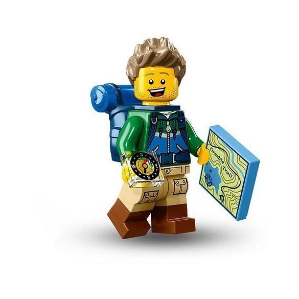 LEGO col16-6 Minifigurák 16.sorozat Túrázó