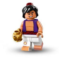 Lego coldis-4 Minifigures Serie Disney Aladdin