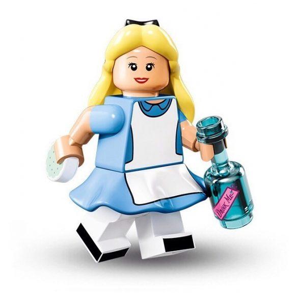 Lego coldis-7 Minifigures Serie Disney Alice